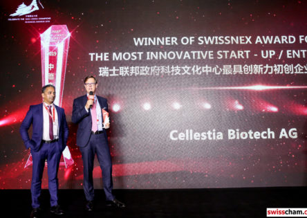 Most innovative Swiss Start-up Award